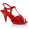 BELLE-322 Red Patent